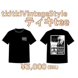tkitki VintageStyle ティキtee