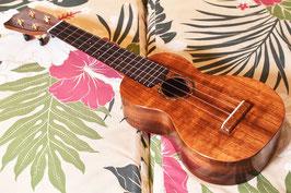 NEW/tkitki ukulele HKS-ABALONE Soprano【S/N0521】