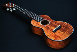 ★HOLD★tkitki ukulele HK-S Pinkkoa(SOP)
