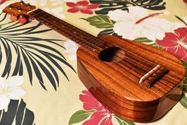 USED/KoAloha KSM-03 Soprano Pineapple LnogNeck