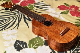 NEW/tkitki ukulele HKS-ABALONE Soprano【S/N0311】