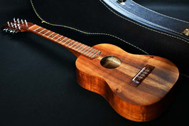 ★SOLD★USED/VALLEY MADE TENOR 8Strings HawaiianKoaModel