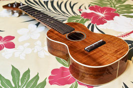 NEW/AT ukulele by TR HawaiianKoa&Ebony指板 SOP
