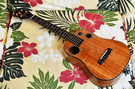 ★SOLD★NEW/I'iwi TENOR CUSTOM Premium Hawaiian Koa