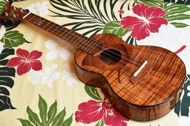 ★SOLD★NEW/M's CRAFT KAI UKULELE #85 MANTA DLX