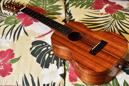 ★SOLD★USED/Shimo Guitars Tenor 8st Koa