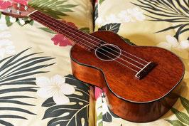 ★HOLD★NEW/tkitki ukulele HM-C CUSTOM Concert 【ホンジュラスマホガニー】