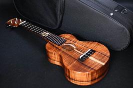 ★SOLD★NEW/honua ukulele HC-01C ShopCustom Concert Hibiscus