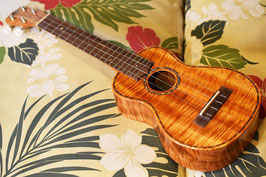 ★SOLD★NEW/Antar Carly Koa Soprano LongNeck