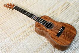 NEW/WEST FIELD GUITAR CRAFT HawaiianKoa Standard Series Tenor