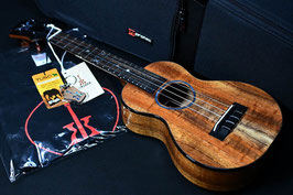 ★SOLD★NEW/KoAloha KCM-25 CONCERT RED LABEL【25周年記念モデル】