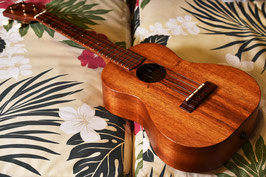 USED/Shimo Guitars TENOR HawaiianKoa【2012年製】