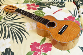 ★SOLD★USED/Hatta Works Concert Custom Curly Honduran Mahogany