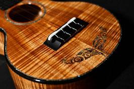★SOLD★NEW/honua ukulele HC-08C Concert WhaleTail Custom