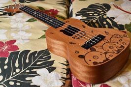 NEW/Uma Ukulele BREAD TREE C Concert