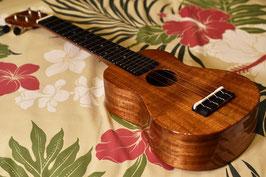 ★SOLD★NEW/honua ukulele HSL-01 Soprano Longneck Ukulele