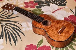 NEW/tkitki ukulele HK-S5A Soprano