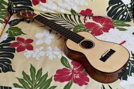 NEW/ASTURIAS Tiny Concert Spruce/Koa