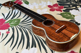 ★SOLD★NEW/KIWAYA UKULELE TAN MASTER SERIES  Style-3K DLX CUSTOM NO.1
