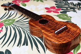★SOLD★NEW/MAKOLELE(平野 誠) #224 SOPRANO LONGNECK 5A KOA