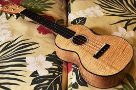 NEW/tkitki ukulele custom-C mango Concert