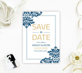 elegant wedding save the date cards # 0.42