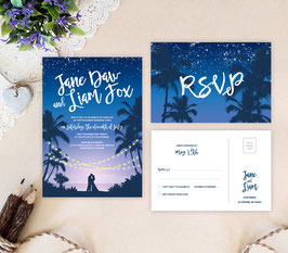 Hawaiian wedding invites # 115.2