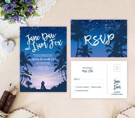 Hawaiian wedding invites # 115.2