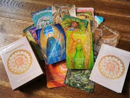 Kartenset Herzverbunden mit der lichten Welt