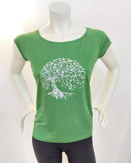 Bio Bambus T-shirt -Lebensbaum