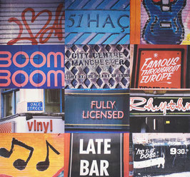 Boom Boom Canvas Print