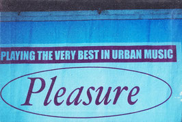 Pleasure Canvas