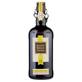 MASTRI BIRRAI UMBRI COTTA Bionda Artigianale Rifermentata in Bottiglia 0,75 L