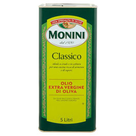 OLIO EVO MONINI 5 LT