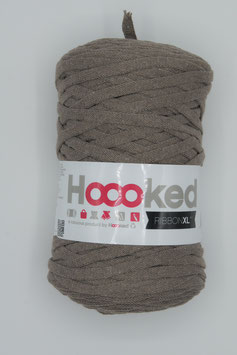 Earth Taupe Hoooked Ribbon XL