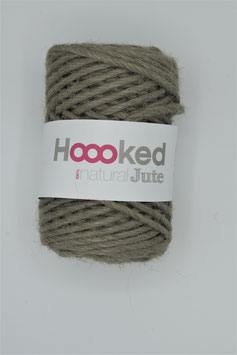 Olive Taupe Hoooked Natural Jute 4 mm