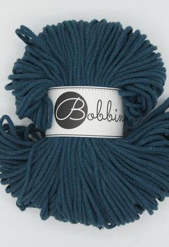 Peacock Blue Bobbiny Junior 3 mm