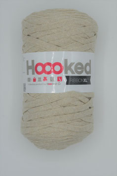 Sandy Ecru Hoooked Ribbon XL