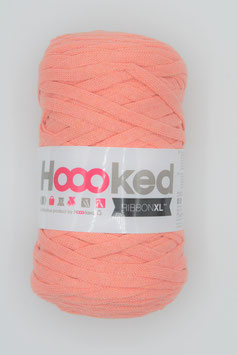 Iced Apricot Hoooked Ribbon XL