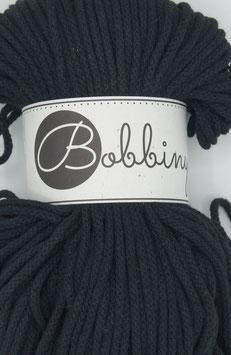 Black Bobbiny Junior 3 mm