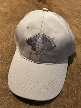 the-pirate cap grey