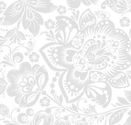 Brautkleidbox - Blütentraum silber