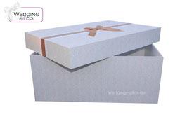 Brautkleidbox - Ivory Blossom