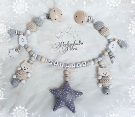 "Neu!!! Kinderwagenkette ""A star is born"""
