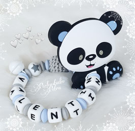 """Spiel- und Beissring """"Pandaboy"""""""