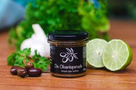 Die Oliventapenade 125g -intensiv- / vegan