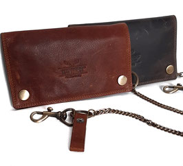 Biker Chain Wallet Hunters RFID