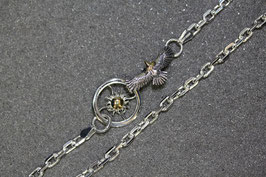Eagle Hook & Sun Wheel setup L Cut Azuki chain