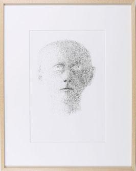 Anja Ronacher - Ecce Puer, 1906 (Original Kunst / artwork 2020).