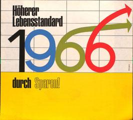 Poster (Traimer - Heinz Traimer:  - ) Original Druck von 1966